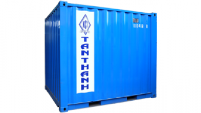 10 feet dry containers (DC)