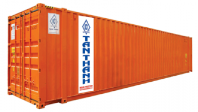 45 feet high dry containers