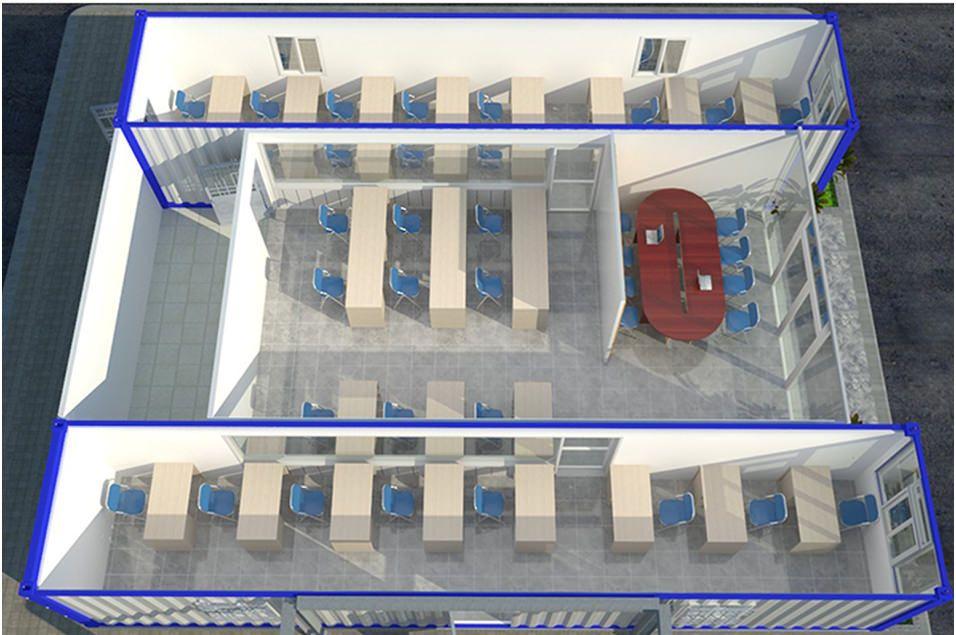 Container văn phòng Tân Thanh