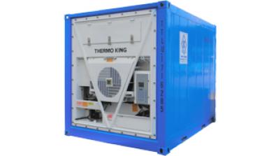 10 feet Reefer container (origin)