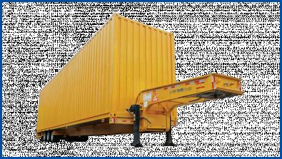Lowbed semi-trailer 50 feet 3 Axles G53-LC-01