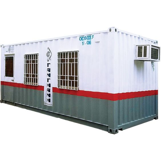 Container văn phong