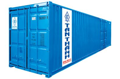 40 Feet Dry Container (DC)