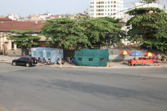 Supply office containers for Covid-19 epidemic control stations in Ho Chi Minh City