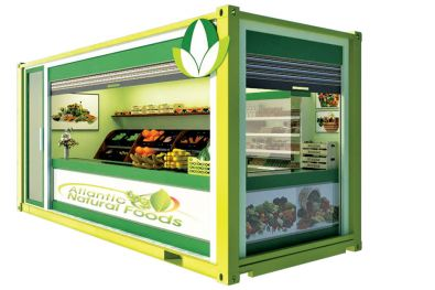 The Fruit Shop Container
