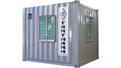 10 feet office containers