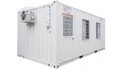 20 feet office containers without Toilet