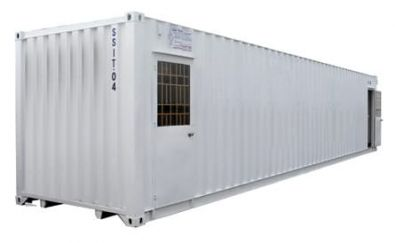 Sanitary container 40 feet