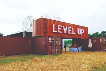Cung cấp container phục vụ cho các sự kiện nhạc hội