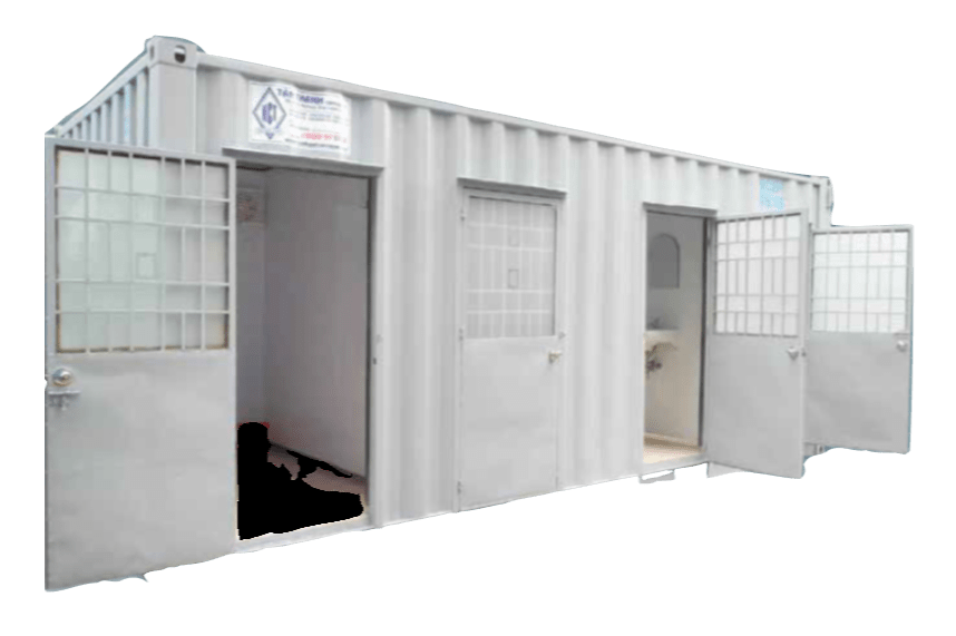 Container Sanitary