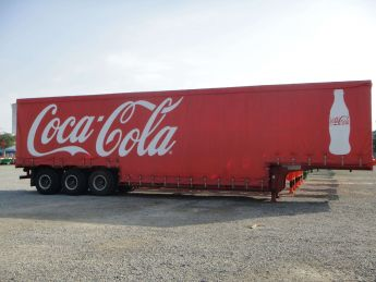 Design and supply specialized beverage Semi-trailers